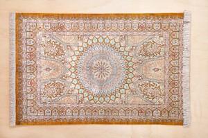 Qum seta persia 150x97 disponibile in varie misure e colori