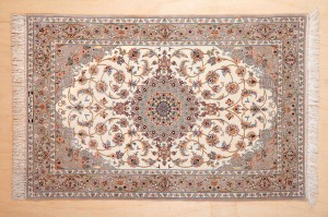Isfahan trama seta persia 165x110 disponibile in varie misure e colori