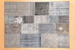 Patchwork anatolia 170x240 disponibile in altri colori